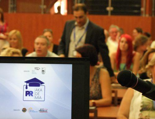 Megnyitó – Elkezdődött az első PR Akadémia hivatalos programja.